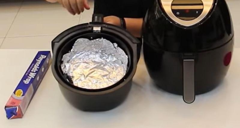 5 Alasan Jangan Gunakan Aluminium Foil Terlalu Banyak Dalam Air Fryer